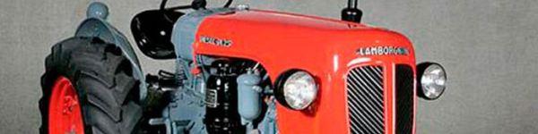 Факт №8: компания «Lamborghini» тоже сначала выпускала тракторы.