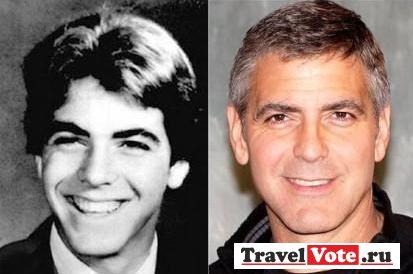Джордж Клуни в детстве!