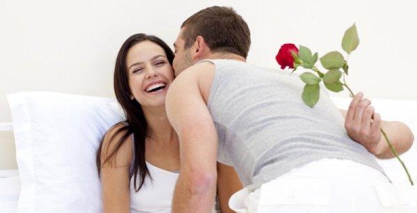 Оргазм. Мужчина и женщина