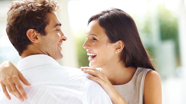 Зрение. Мужчина и женщина