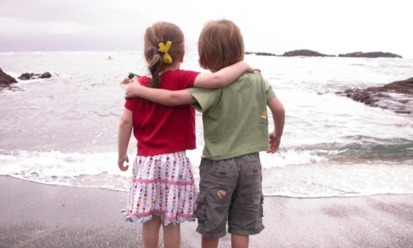Дружба. Мужчина и женщина